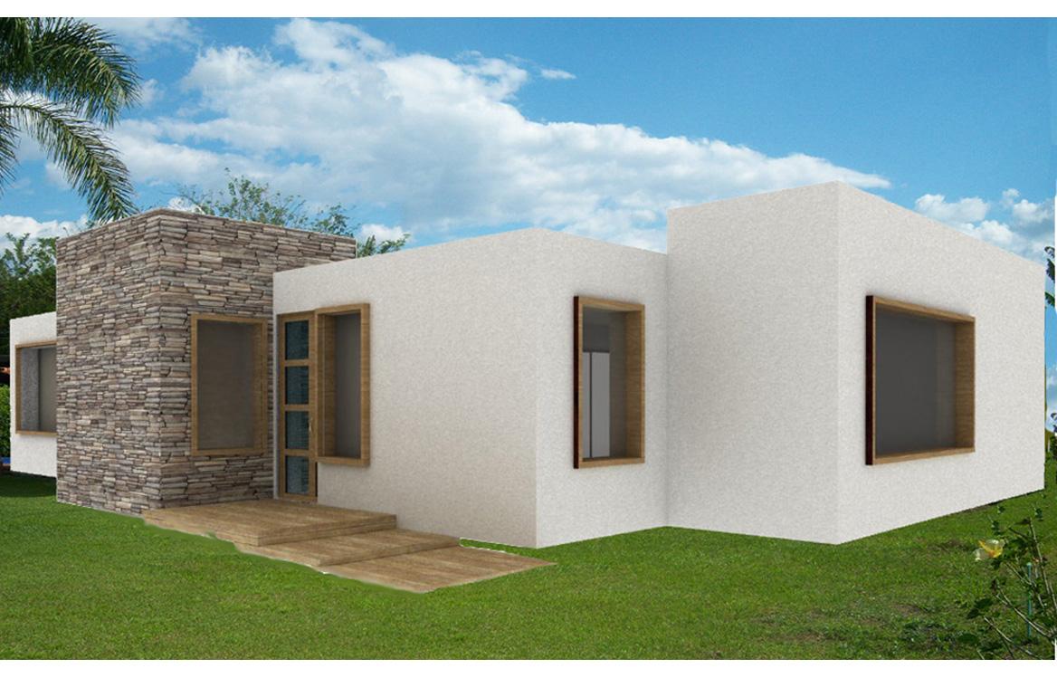 Ingenieria larraya - Planos de casas de piedra ...